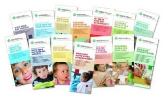 Diese 14 Faltblätter können Sie als PDF-Dateien kostenlos herunterladen